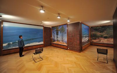 John Baldessari Haus Lange Krefeld Germany Mies
