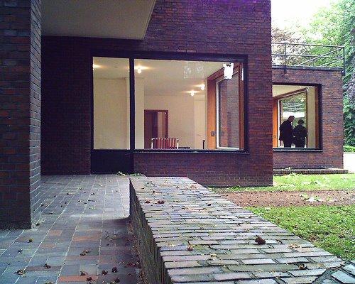Mies Haus Lange Krefeld windows Germany