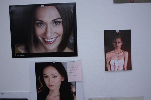celebrity headshots